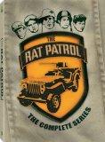 The Rat Patrol complete series on DVD!
