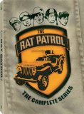 The Rat Patrol complete series on DVD!