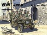 WW2 Jeep In Action by David Doyle.