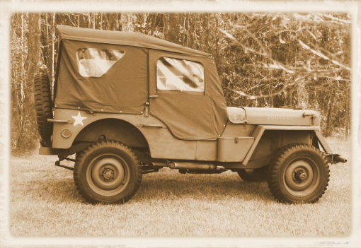 The early history of the jeep!